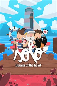 Carátula para el juego Solo: Islands of the Heart de Xbox One
