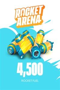 Rocket Arena 4.500 de Combustível