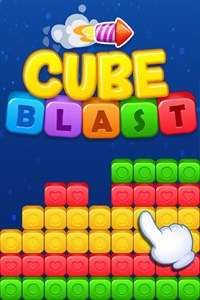 Cube Blast : Toy Crush
