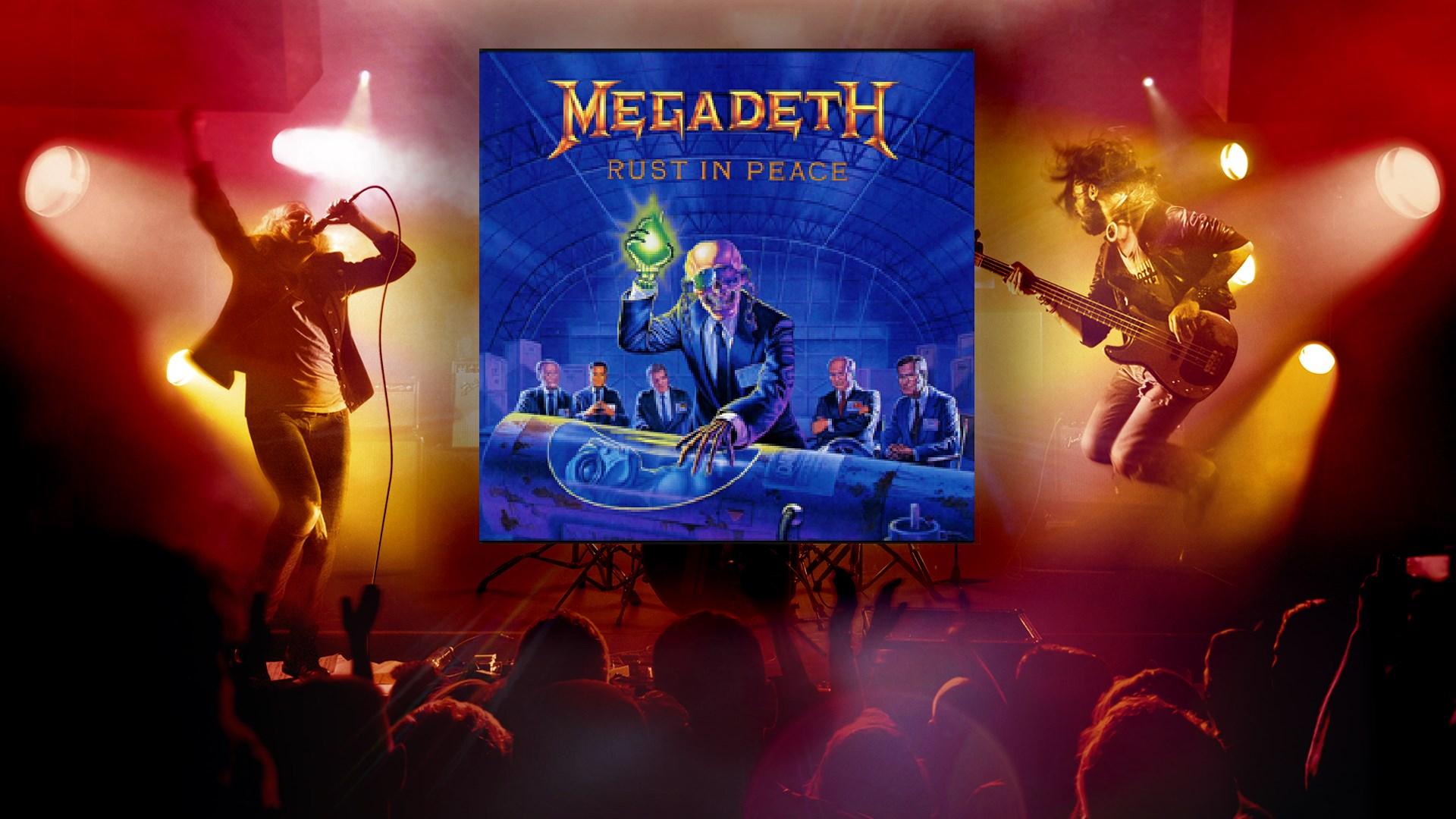 Comprar Rust In Peace Album Microsoft Store Es Ar