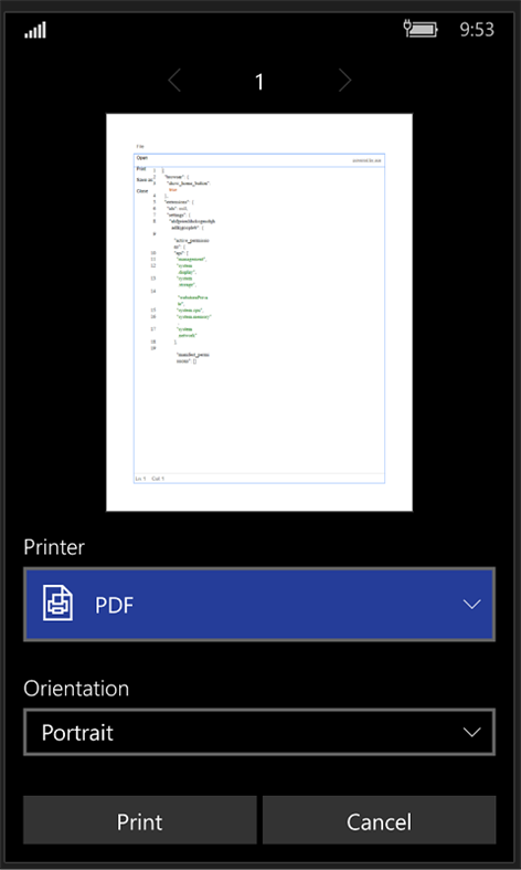 JsonEditor – (Windows Phone Apps) — AppAgg