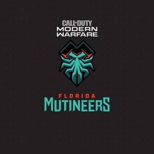 Modern Warfare® - Florida Mutineers Pack Xbox One