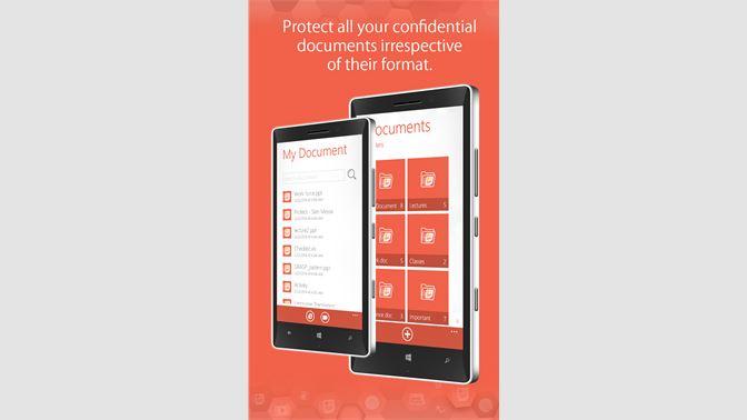 Get File & Password Vault - Microsoft Store