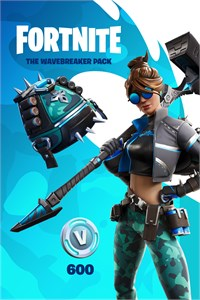 Fortnite - The Wavebreaker Pack