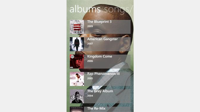 Get jay z music microsoft store screenshot malvernweather Image collections