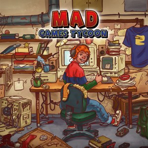 Mad Games Tycoon Xbox One