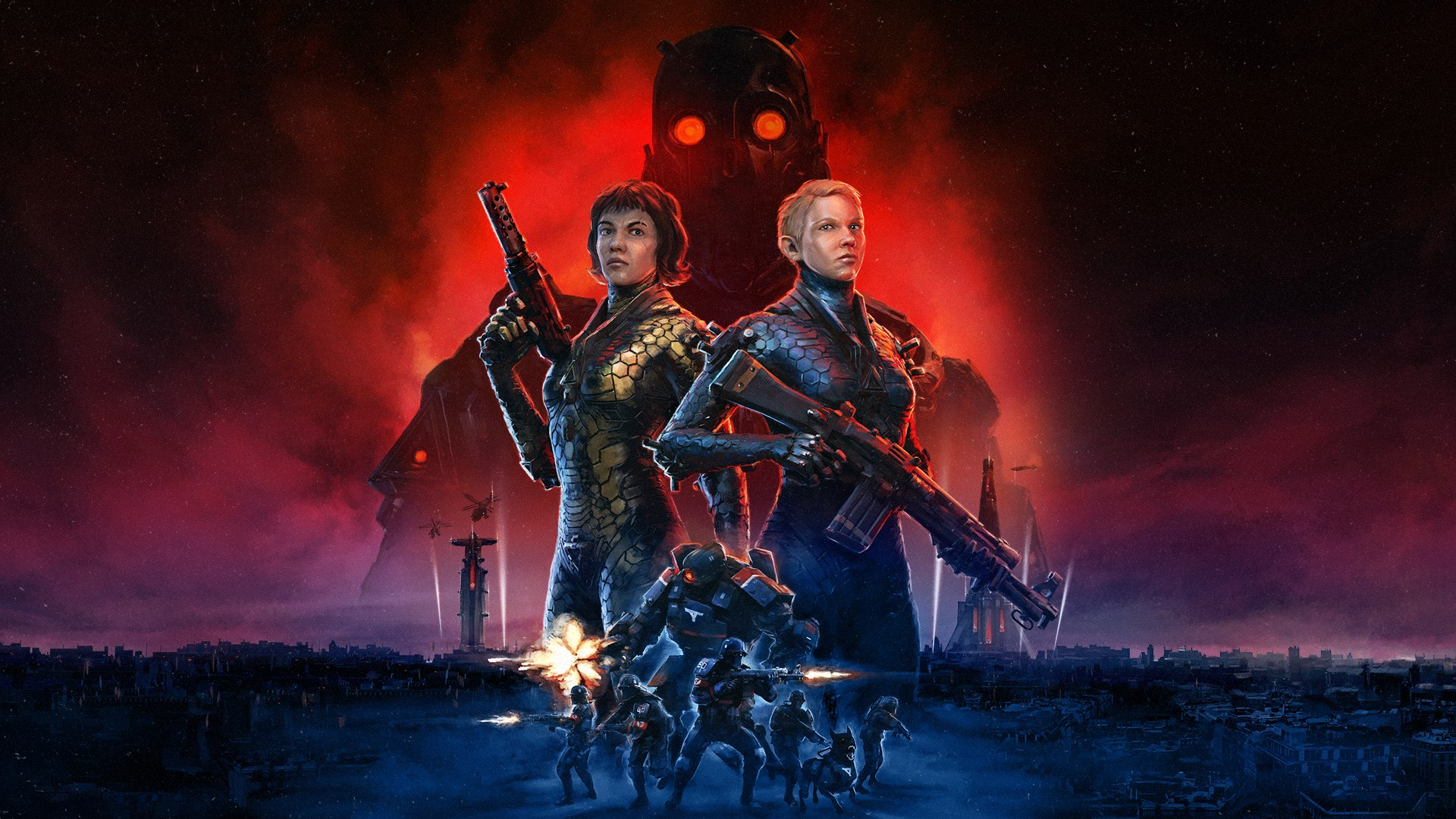 Buy Wolfenstein: Youngblood Deluxe Edition - Microsoft Store