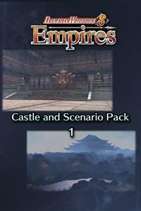 Carátula del juego Castle and Scenario Pack 1