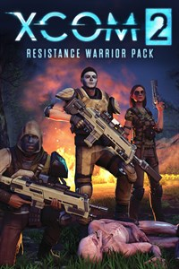 XCOM® 2 Resistance Warrior Pack