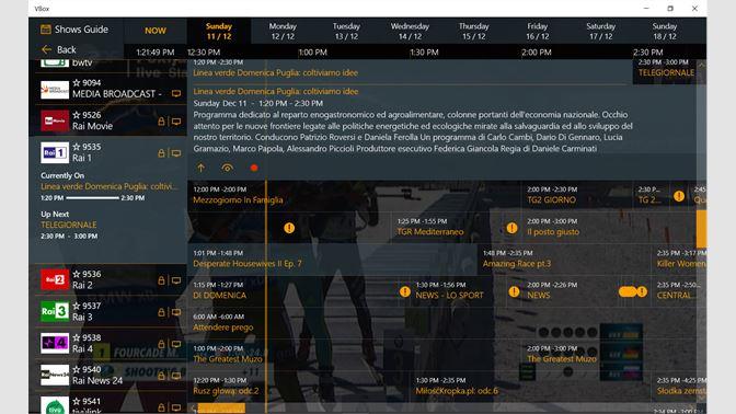 Get VBox LiveTV - Microsoft Store