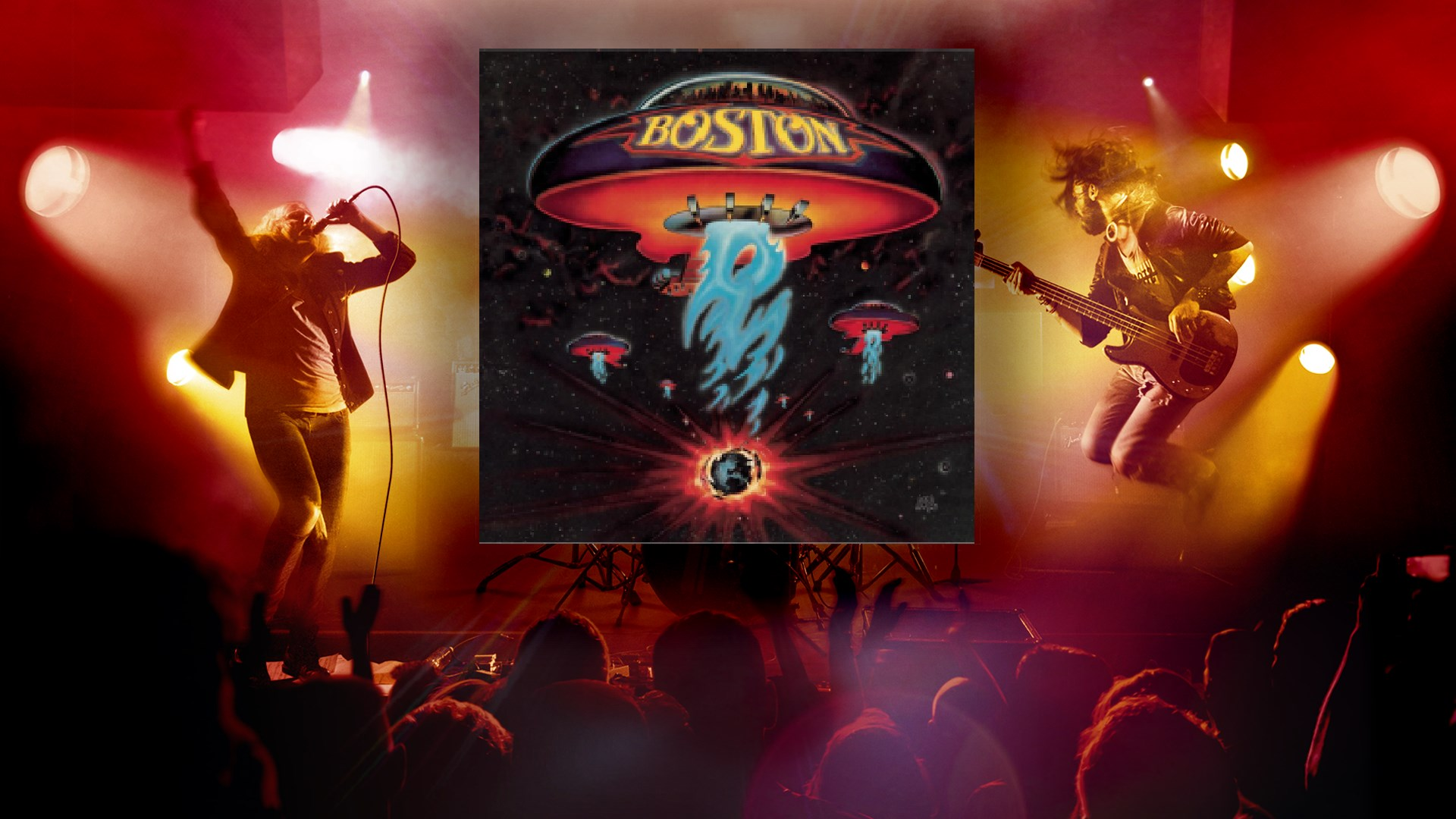 """More Than a Feeling"" - Boston"