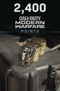 2 400 points Call of Duty®: Modern Warfare®