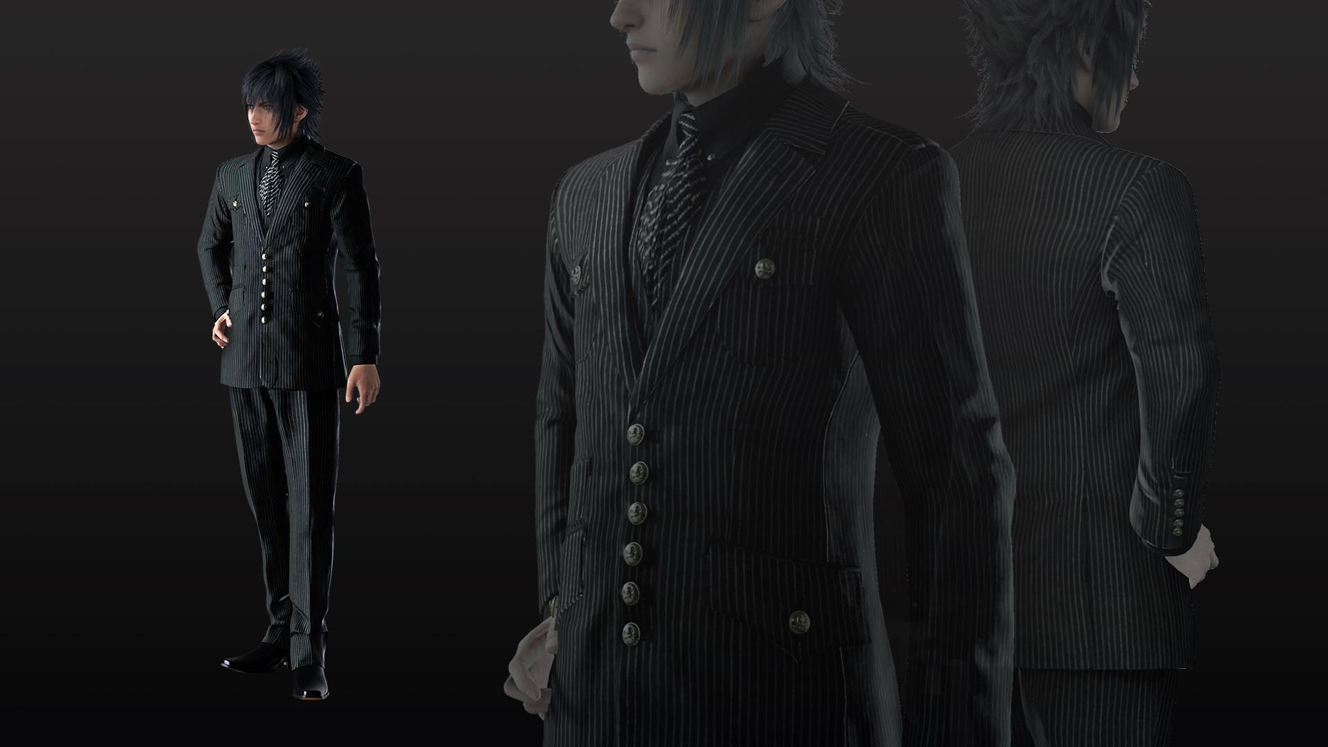 Asu: Kuninkaallinen puku