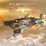 Starpoint Gemini 2 Gold Pack Logo