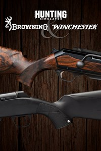 Hunting Simulator Browning & Winchester Pack