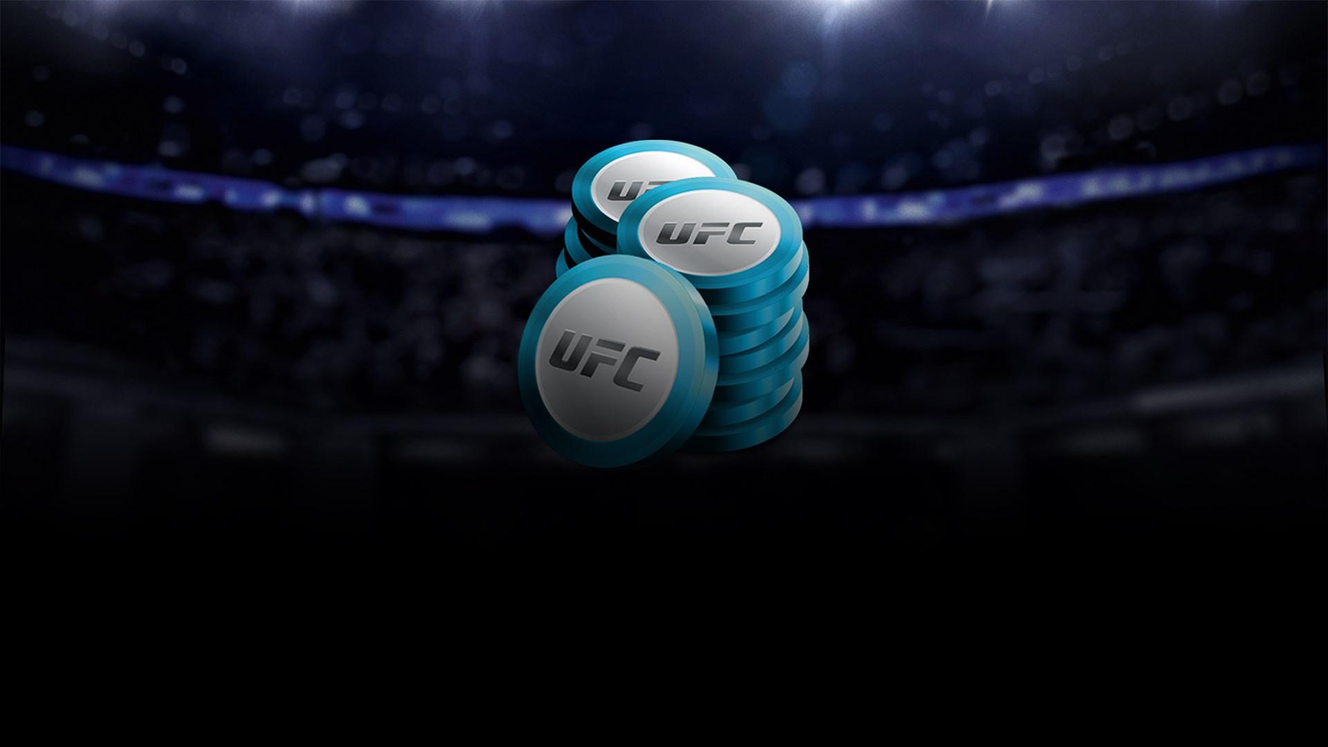 EA SPORTS™ UFC® 3 – 4 600 UFC POINTS -PISTETTÄ