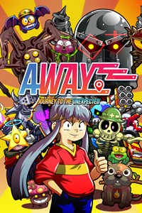 Carátula del juego Away: Journey To The Unexpected