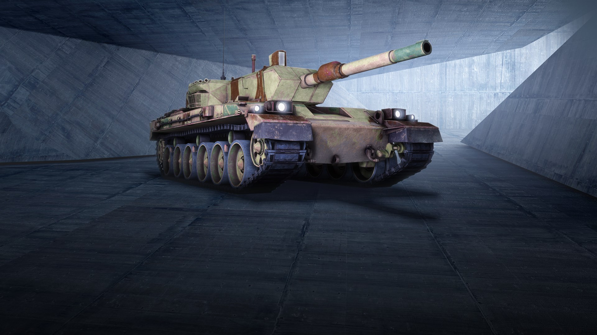 Armored Warfare - Challenger 1 Falcon Tier 8 Premium Main Battle Tank