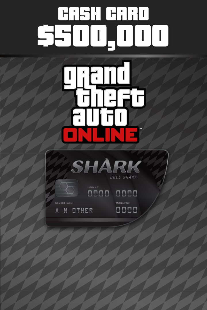 Buy Bull Shark Cash Card - Microsoft Store