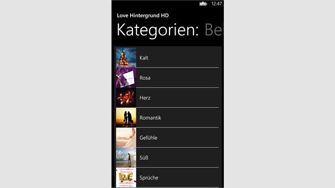 Liebe Wallpaper Hd Beziehen Microsoft Store De De