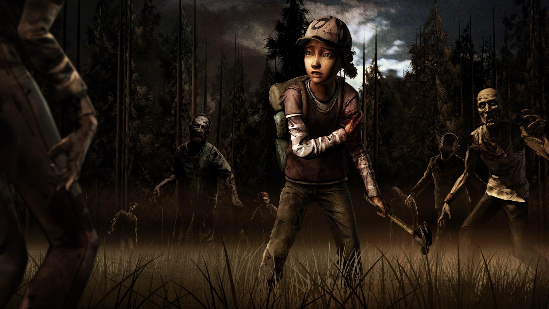 The Walking Dead: Season Two key art