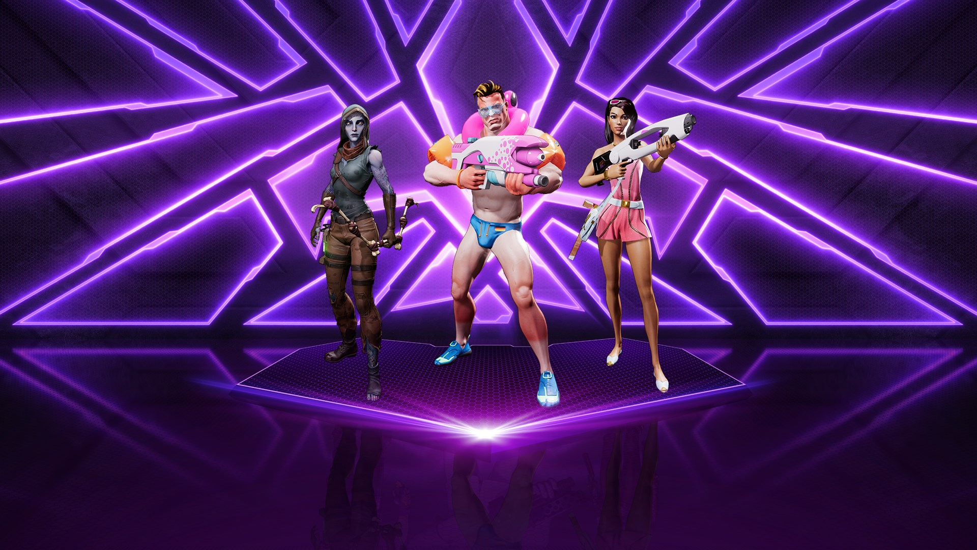 Agents of Mayhem - Bombshells Skins Pack