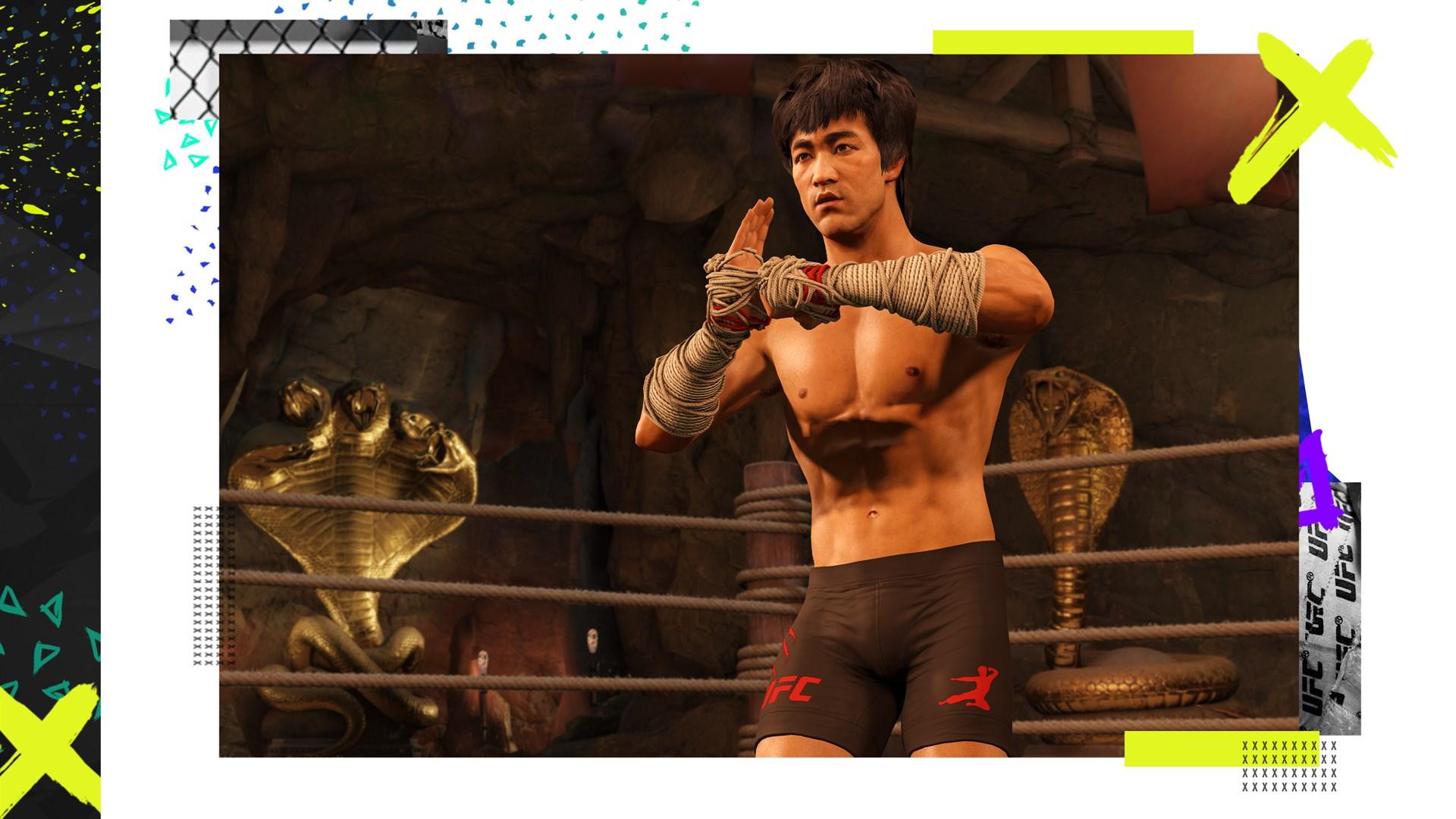 UFC® 4 - Bruce Lee Lightweight