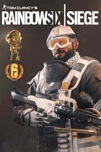 Carátula del juego Tom Clancy's Rainbow Six Siege: Pro League Maestro Set