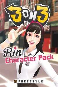 3on3 FreeStyle – Rin Character Pack