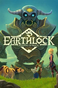 Carátula del juego Earthlock: Festival of Magic