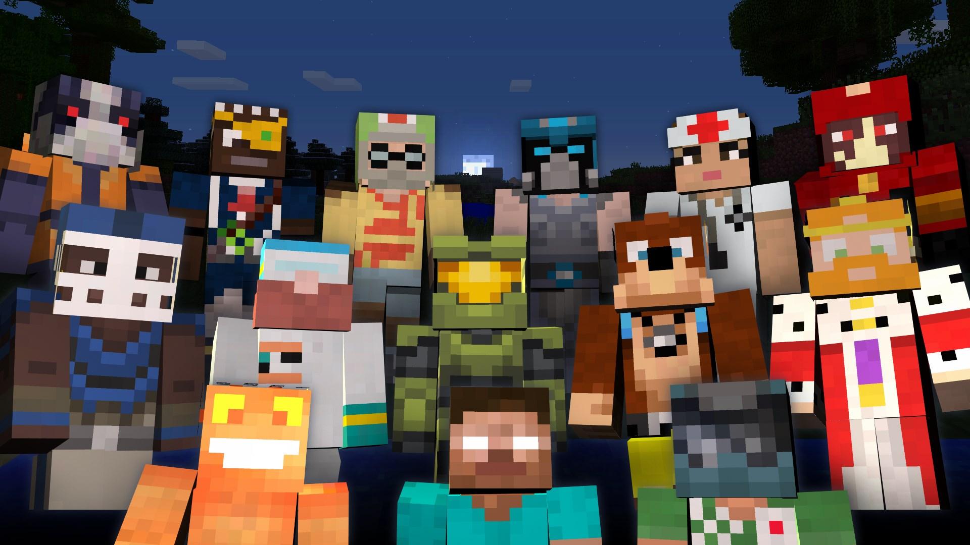 Buy Minecraft Skin Pack 1 - Microsoft Store