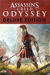 Carátula del juego Assassin's Creed Odyssey - DELUXE EDITION