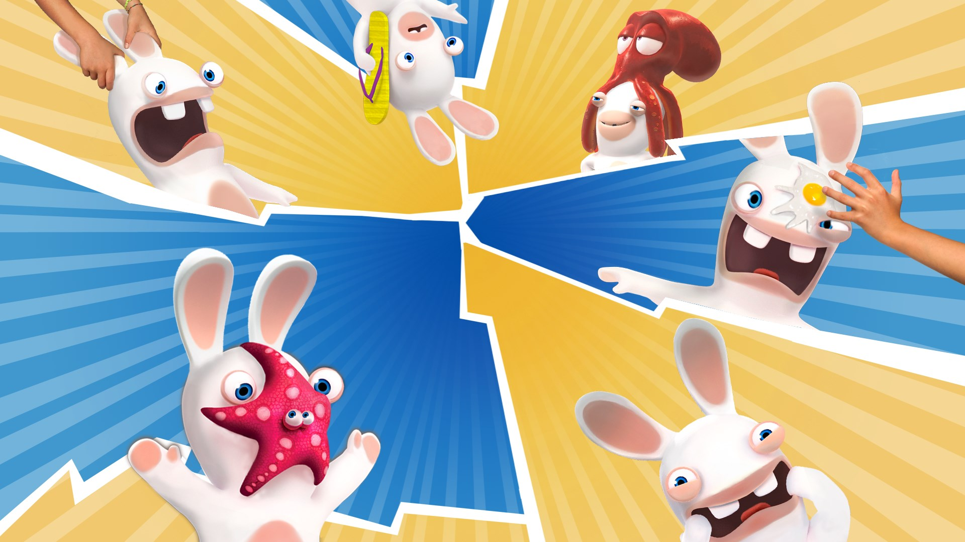 RABBIDS INVASION - SEASON PASS