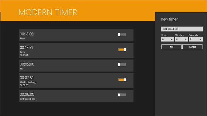 Get Modern Timer - Microsoft Store