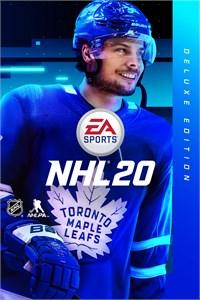 Carátula para el juego NHL 20 Deluxe Edition de Xbox 360