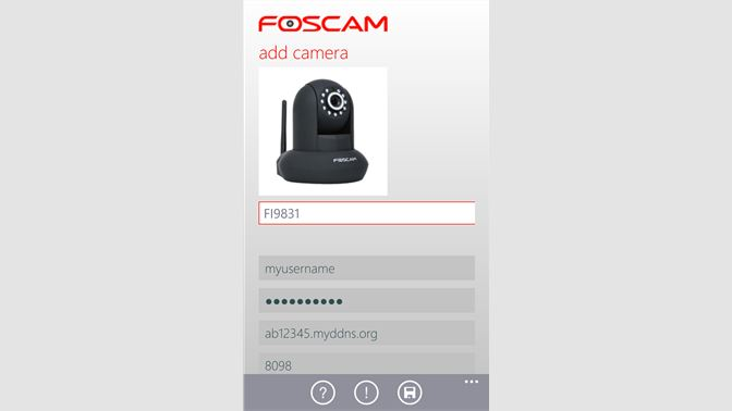 Get Foscam Pro - Microsoft Store