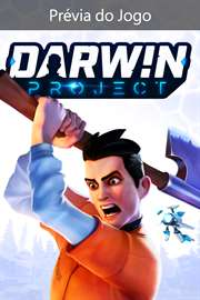 Darwin Project (Prévia do Jogo)