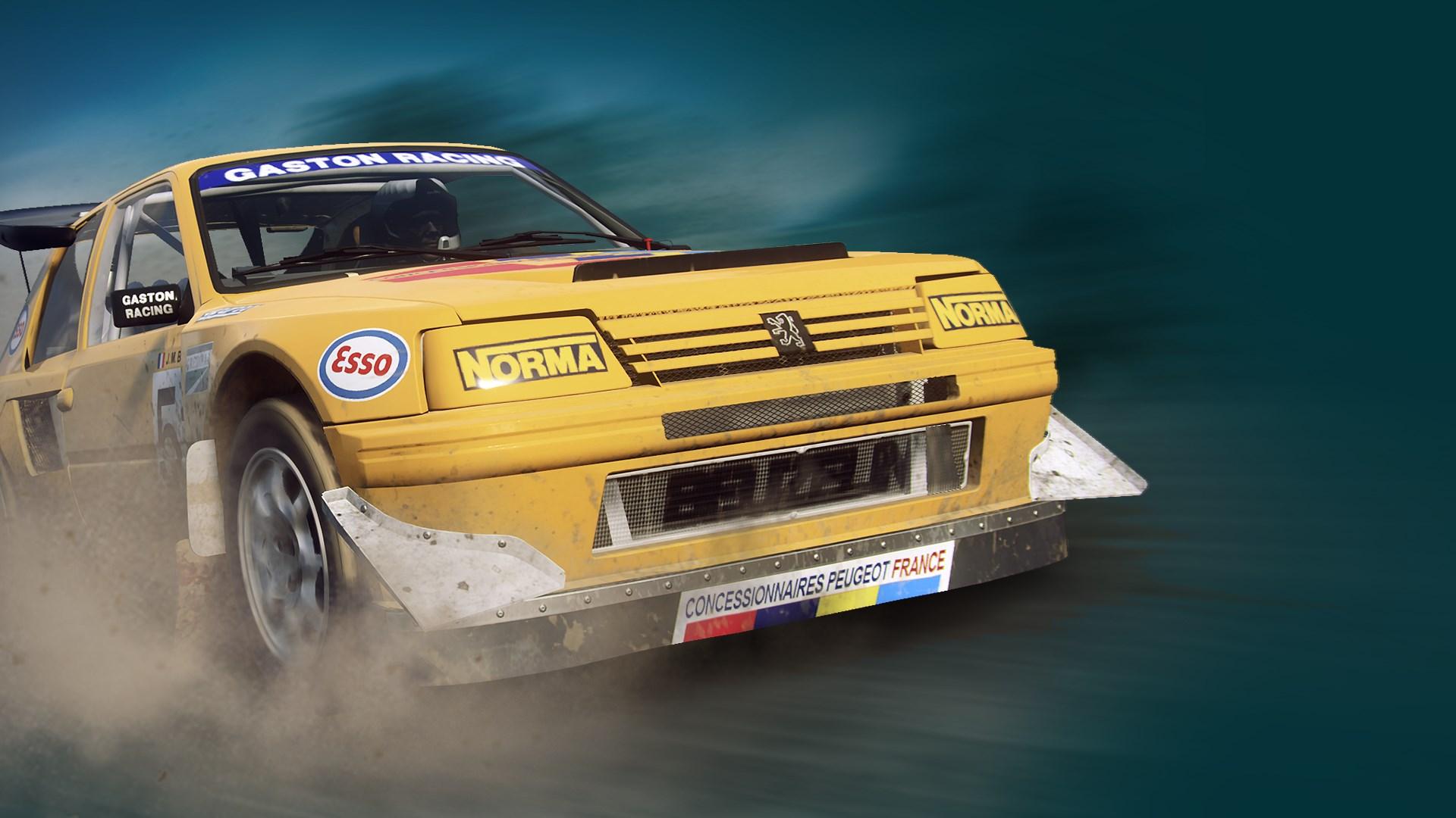 DiRT Rally 2.0 - Peugeot 205 T16 Rallycross