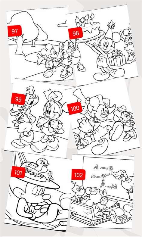 Mickey Paint Screenshots 2