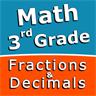 Third grade Math skills - Fractions and Decimals
