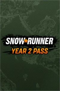 Для SnowRunner вышел сезонный абонемент второго года