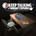 Keep Talking and Nobody Explodes Logo