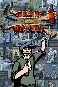 Carátula del juego Grab the Bottle para Xbox One