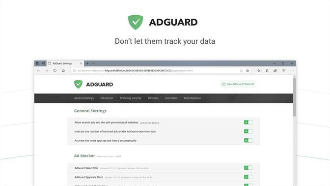Get Adguard AdBlocker - Microsoft Store en-TC