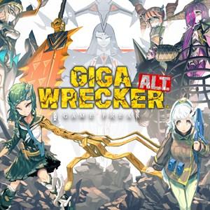 GIGA WRECKER ALT. Xbox One