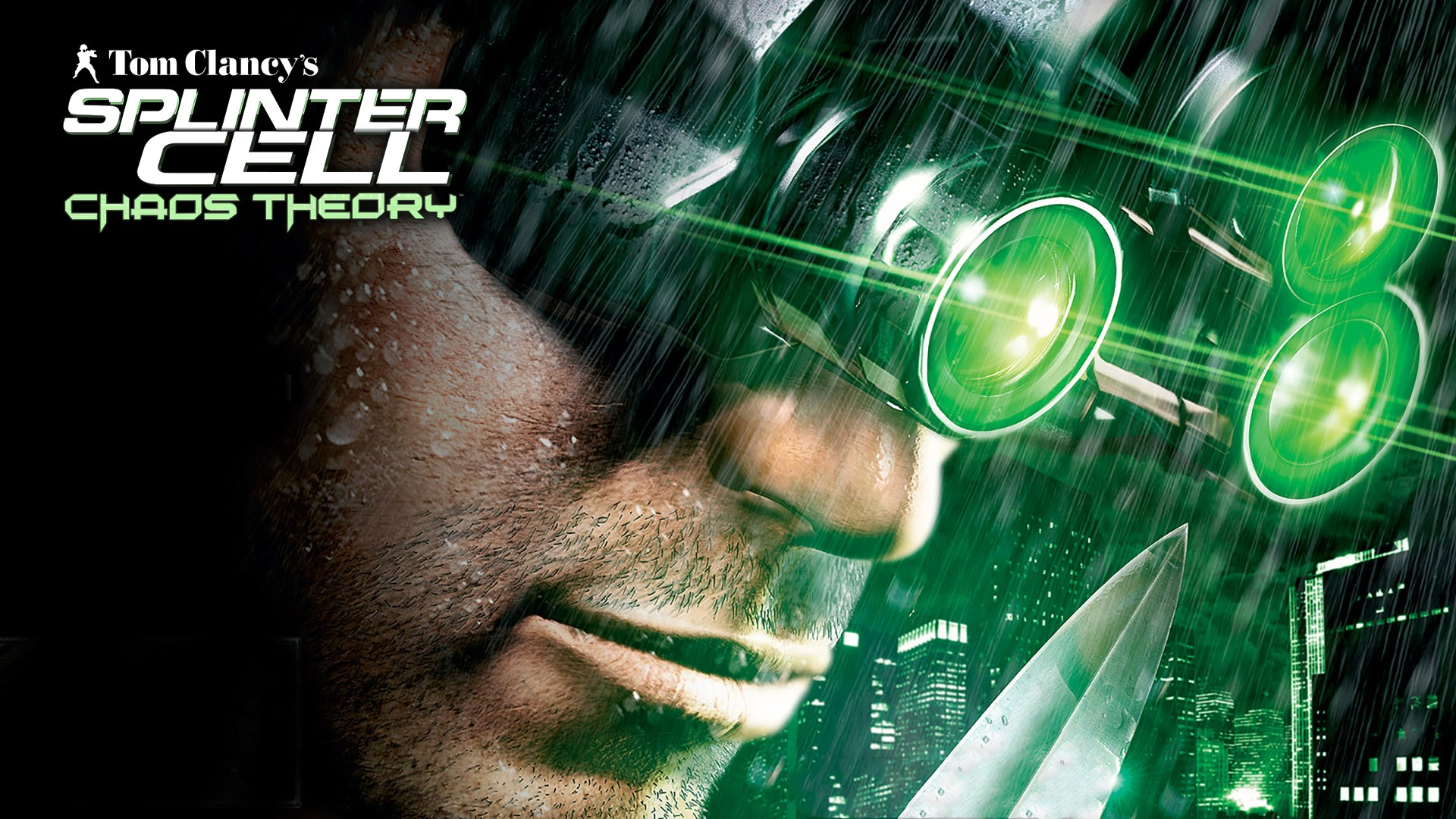 game Tom Clancy's Splinter Cell