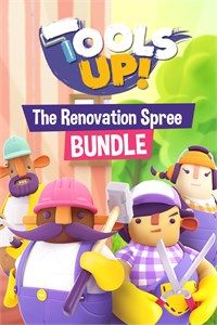 Tools Up! - The Renovation Spree Bundle