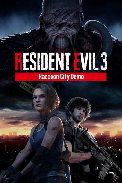 Resident Evil 3: Raccoon City Demo