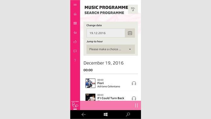 Get Radio Swiss Pop - Microsoft Store