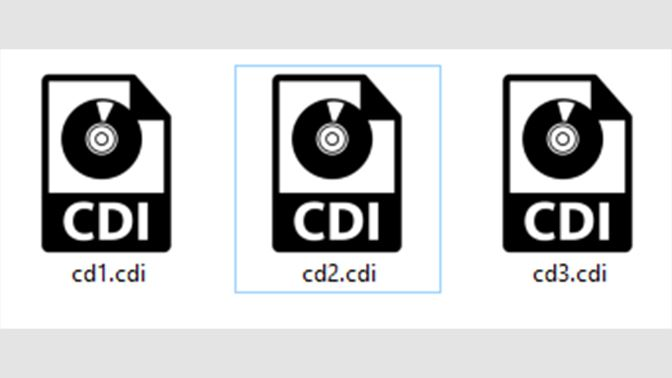Get CDI to ISO - Microsoft Store
